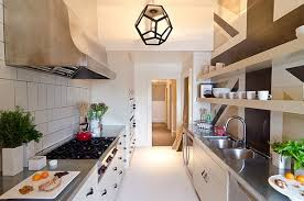 modern galley kitchen ideas galley kitchen design home design and decorating