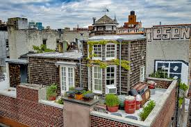 magical cape cod style cottage perched on nyc rooftop goes on sale