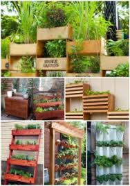 How To Build Vertical Garden - how to build a vertical herb planter homestead u0026 survival