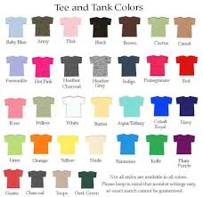 Comfort Colors Tank Tops Pink And Lime Bridesmaid Tank Top Or T Shirt Bride T Shirts