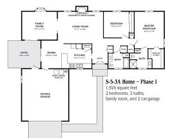 100 shop with living quarters floor plans 100 garage