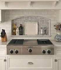 tile backsplash designs behind range kitchen tile ideas for behind