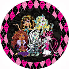 Halloween Stickers Printable monster high halloween special free printable kit is it for