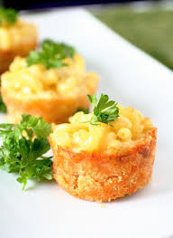 mini food ideas weddings by lilly