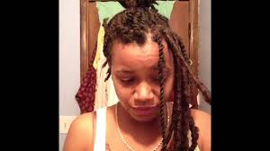 faux dreads with marley hair faux locs with marley hair tutorial youtube