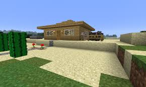 my cool survival house survival mode minecraft java edition