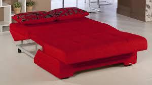 Black Leather Sleeper Sofa Living Room Loveseat Sleeper Sofa With Red Modern Sleeper Sofa