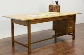 stickley kitchen island sold drafting table counter kitchen island 1950 vintage 8