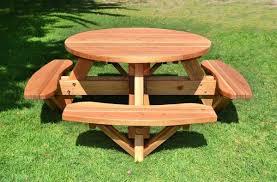 Picnic Table Bench Combo Plan Folding Picnic Table Bench Combo Outdoor Wooden Tables Benches