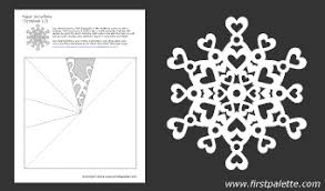 12 free printable snowflake patterns do it and how
