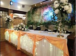 wedding halls in chicago picture gallery decorated interior for wedding receptions