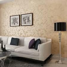 metallic home decor beautifully non woven glitter metallic wallpaper bedroom background
