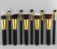 full professional makeup brush kit mugeek vidalondon