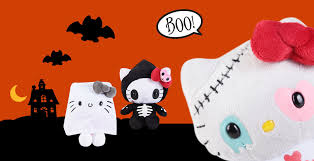 free kitty halloween plush sanrio