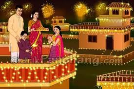 diwali deepavali celebrations in india