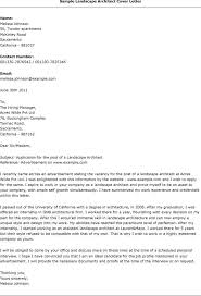 cover letter for architect amazing design architecture cover letter sle architectural
