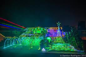 disco santa valley lights 2012 65558