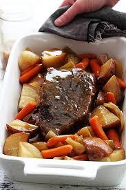 cooker beef roast creme de la crumb