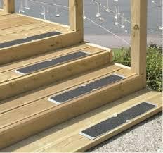 anti slip plates for decking steps all flooring ivisons