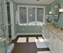 wood tile bathroom wall high gloss black porcelain wash basin set