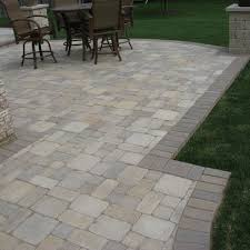 Backyard Paver Patio Ideas Patio Paver Ideas For Your Front Yard