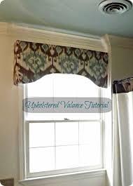 Sewing Window Treatmentscom - 25 unique valance tutorial ideas on pinterest no sew valance