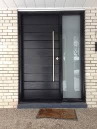 Door Styles Exterior Front Entry Door Modern Door Modern Fiberglass Door With 4 Door