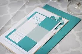 paper flower wedding invitations