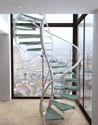round staircase design 1000 images about spiral glass stairs