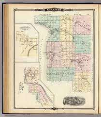 Maps Of Wisconsin by Map Of Calumet County State Of Wisconsin And Gravesville And
