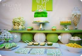 green baby shower decorations baby shower ideas pea in a pod baby shower decoration ideas