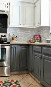 best gray paint for kitchen cabinets gray painted kitchen cabinets spurinteractive com