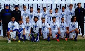 the bu13 ier pre academy team wins big at the surf thanksgiving