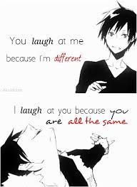 Durarara Memes - anime durarara memes pinterest frases chulas frases animo y