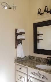 Towel Storage Bathroom Diy Bathroom Towel Storage Write Teens
