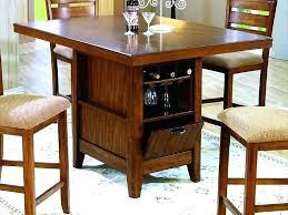 kitchen island tables with storage storage tables for kitchen size of kitchen island table with