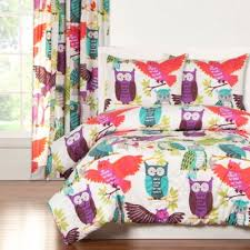 Purple Girls Bedding by Purple Twin Comforter Set From Buy Buy Baby