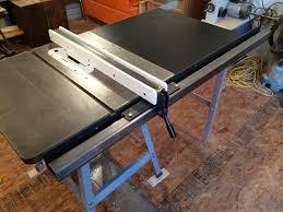 diy biesemeyer table saw fence biesemeyer style table saw fence brickel creek fine woodwork