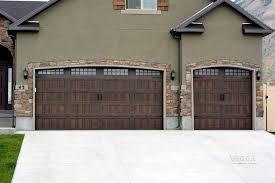Garage Door Designs Modern Custom Garage Doors Provo Orem Ut Vidor Garage Doors Garage