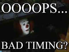 Clown Memes - pennywise the clown memes on memegen