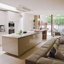 open plan kitchen design ideas open plan kitchen wood flooring