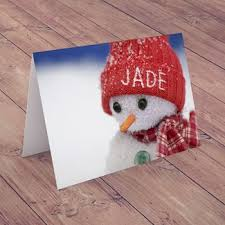 personalised christmas cards from 1 49 gettingpersonal co uk