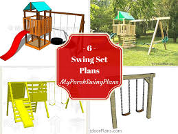 Backyard Swing Plans by Free Porch Swing Plans How To Build A Garden Swing Easy To