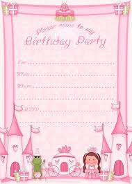 free birthday invitation maker free birthday invitation maker with