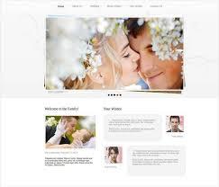 wedding web 37 free wedding website themes templates free premium templates