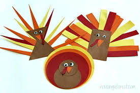 childrens thanksgiving crafts free for ideas toddler handmade