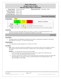 weekly project status report template powerpoint templates