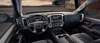 2018 sierra 1500 truck interior photos gmc