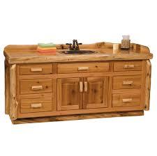 4 Ft Bathroom Vanity by Cedar Vanity 60 Inch