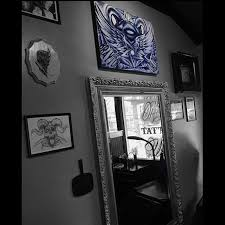 heavy water tattoo interior and exterior photos tattoo shop